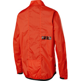 Fox Defend Wind Jacket Men orange crush